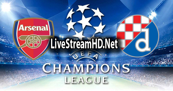 dinamo arsenal live stream