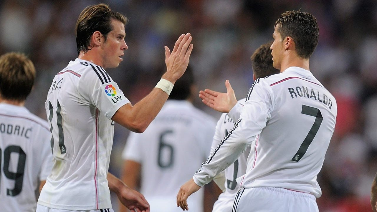 Cristiano Ronaldo & Bale See Real Madrid To 2-0 Win At