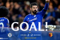 Chelsea Diego Costa vs Watford (Home) 26/12/2015 [Video HD]