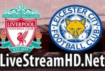 Liverpool vs Leicester City