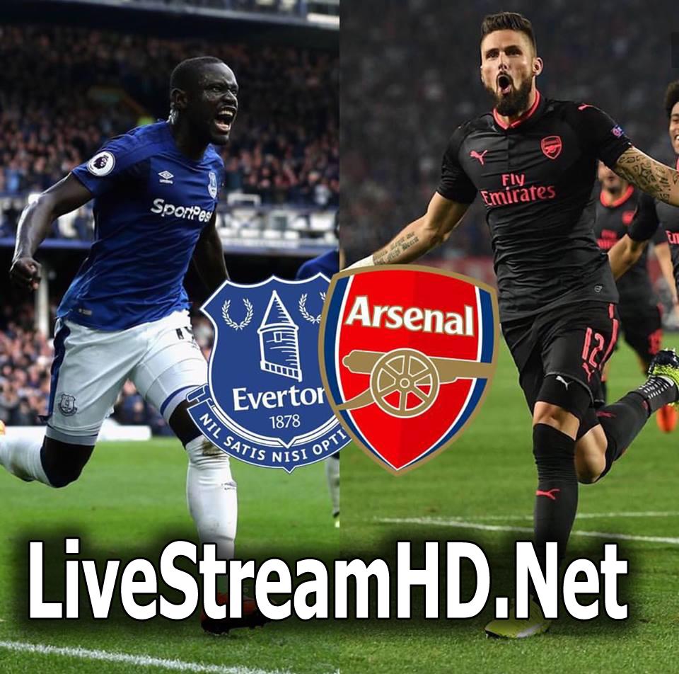 Tottenham Vs Huddersfield Live: Everton Vs Arsenal