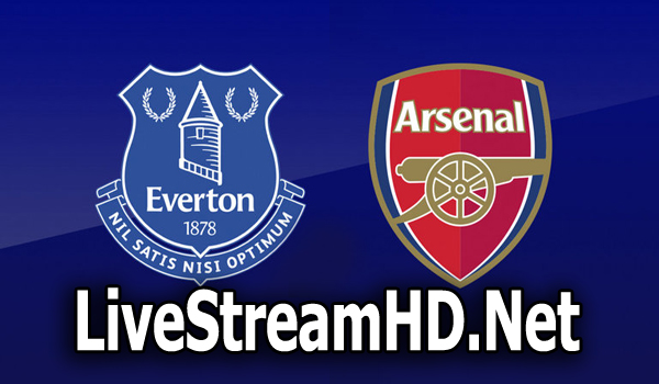 Everton vs Arsenal - Live Stream